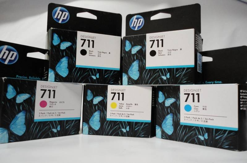 Cartucho de Plotter Hp T520