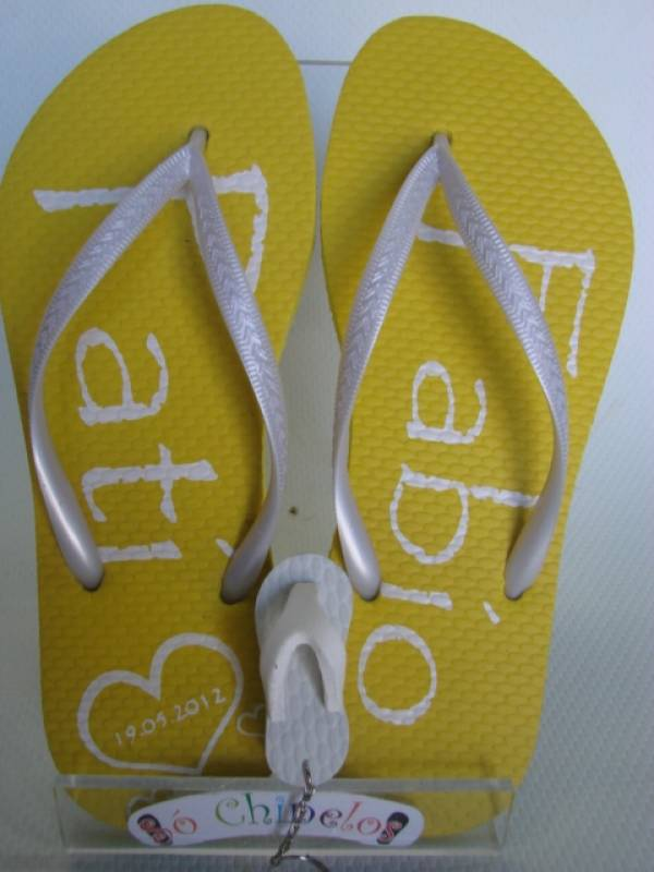 Chinelo Personalizado Keep Calm